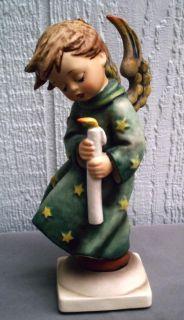 Large M I Hummel Goebel Heavenly Angel Germany 21 II