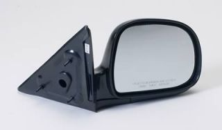 Cipa Mirror PSGR Side Plastic Black Manual Chevy GMC S10 Pickup Sonoma