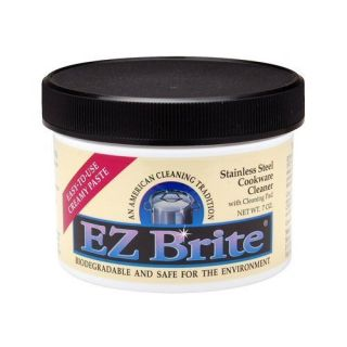EZ Brite Stainless Steel Chrome Cleaner Polish 7z