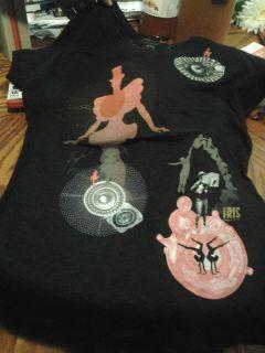 Cirque Du Soleil Iris T Shirt Womens XXL