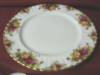 Royal Albert China Dinnerware England Old country roses 1 Original