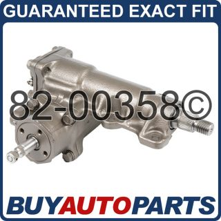Conquest Starion Power Steering Gearbox Gear Box 84 89