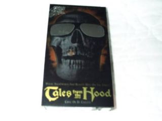 Tales from The Hood VHS Clarence Williams III Horror 026359121739