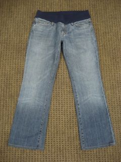 Citizens of Humanity Maternity Jeans Kelly Bootcut Colorado Rigid Size