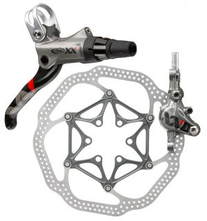 SRAM XX Carbon Mag Disc Brake   HSX 2012
