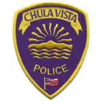 Obsolete Chula Vista California Centennial Police Badge