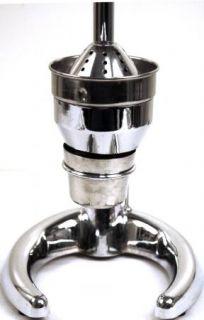 Metrokane Professional Citrus Power Juicer 1000 lbs of Pressure Easy