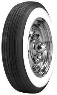 560 15 Coker Classic 2 3 4 White Wall Tire VW Beetle Hot Rod