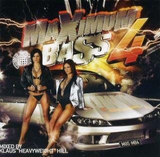 Sound Maximum Bass 4 2CD Chris Brown Chingy Akon Groove Armada