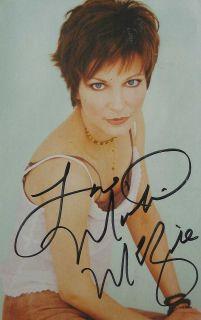 Martina McBride Original Vintage Musical Autograph Country Singer