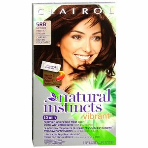Clairol Natural Instincts Vibrant Color