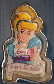 Wilton Cinderella Disney Princess Cake Pan   2105 7475