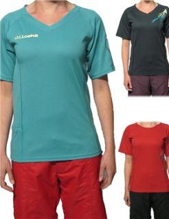 Loeka Kasista V Neck Short Sleeve Jersey 2012