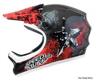 Speed Stuff Attack Carbon Helmet 2010