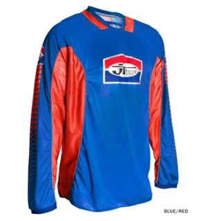 JT Racing Pro Tour Jersey   Blue/Red 2012