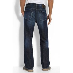 Citizens of Humanity COH Evans Classic Bootcut Relaxed Dark Denim Jean