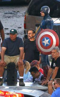 Heroic Age 2012 Marvel Universe Action Figures Red Hulk Thor Iron Man