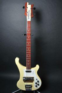1992 Chris Squire Rickenbacker Bass 372 RARE Almost 100 Mint Condition