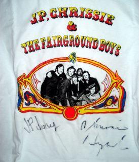 Pretenders Chrissie Hynde Fairground Boys T Shirt