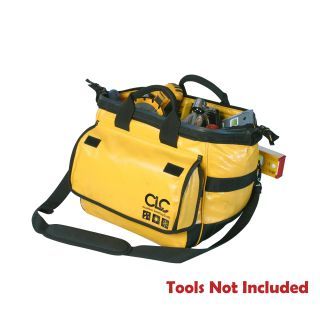 name clc 1258 harsh weather 9 pocket 14 marine climate gear tool bag