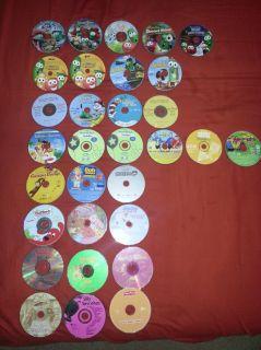 And Dvd Baby Toddler Disney Veggietales Dr Seuss Bob
