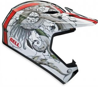 Bell Drop Helmet Brian Lopes Limited Edition