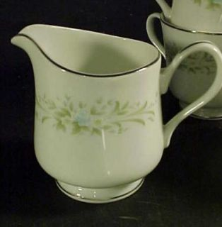 china claridge 317 creamer this is a lovely four crown china claridge
