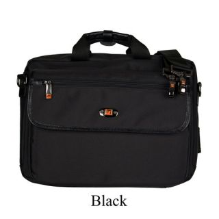 Protec Lux Clarinet Case with Sheet Music Messenger Bag Black LX307