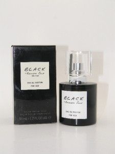 Kenneth Cole Black for Her 1 7 oz 50 ml EDP New in Box 031655471693
