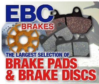 EBC BRAKES,HONDA STREET BIKES,CB250RS,NA,NB,400,650,750, FA 45 Organic