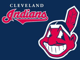cleveland indians logo AT