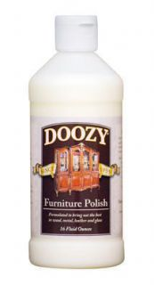 Polish 16 oz Antique Wood Furniture Restorer Polish Cleaner