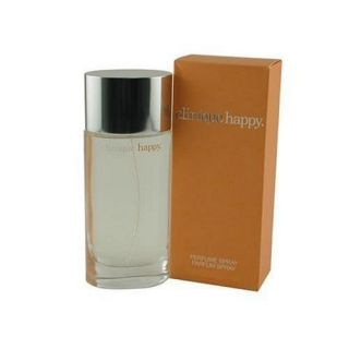 Clinique Happy Women EDP PARFUM Citrus Floral Perfume Spray 3 4 oz 100