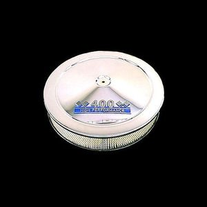 Chrome Air Cleaner Fits 400 Pontaic and 400 M Ford Engines
