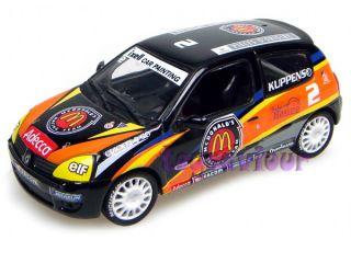 Universal Hobbies 143 Diecast Car 2001 Renault Sport Clio McDonald #2