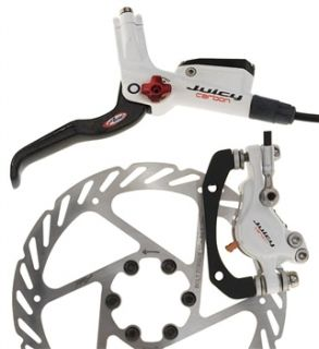 Avid Juicy Carbon Disc Brake   White 2008