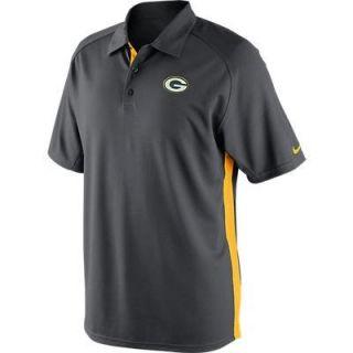 Green Bay Packers Nike NFL 2012 Coaches Polo Shirt XL