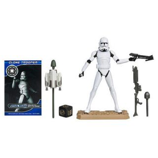 Star Wars Clone Wars 2012 Wave 1 Clone Trooper Phase II Action Figure