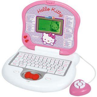 Clementoni Computer Kid Hello Kitty CM40X29 8x7 Bimba