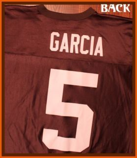 Cleveland Browns Jeff Garcia NFL Football Jersey L
