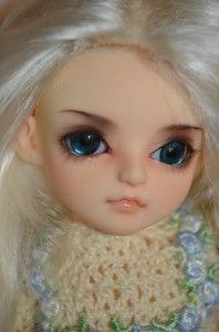 Bambicrony Ciao Bella Pepe YoSD Dollfie/BJD w/wig and outfit