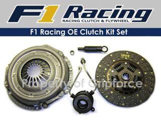 F1 Racing Clutch Kit 89 92 Jeep COMANCHE Cherokee Wagoneer Wrangler 4