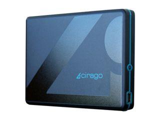 Cirago 2 5 320GB USB 2 0 Portable Slim External Hard Drive CST5320