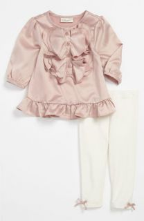 Miniclasix Ruffle Tunic & Leggings (Infant)