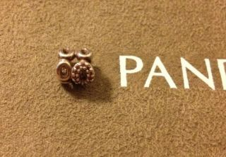 Authentic Pandora Circle of Friends Charm 790445CZ