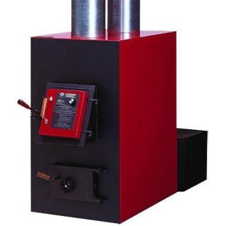 Hotblast Warm Air Wood Coal Furnace with 550 CFM Blower