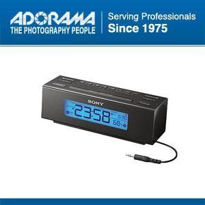 Sony ICFC 707 Clock Radio, AM/FM   Nature Sounds, Dual Alarms