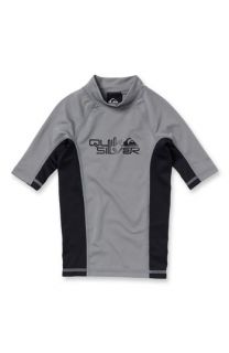 Quiksilver Logo Surf Shirt (Little Boys)