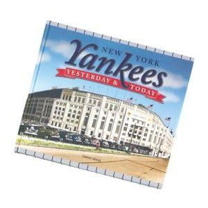 New York Yankee Baseball Team Hardcover Collector Book D