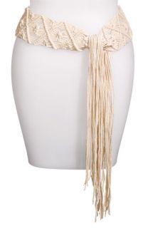 Belgo Lux Woven Rope Belt